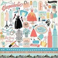 Carta Bella - Metropolitan Girl Collection - 12