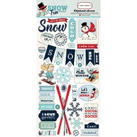 Carta Bella - Snow Fun Collection - 6