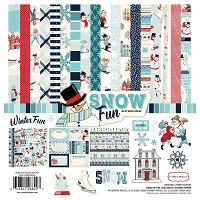 Carta Bella - Snow Fun Collection - Collection Kit