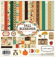 Carta Bella - Fall Blessings Collection
