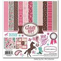 Carta Bella - Giddy Up Girl collection