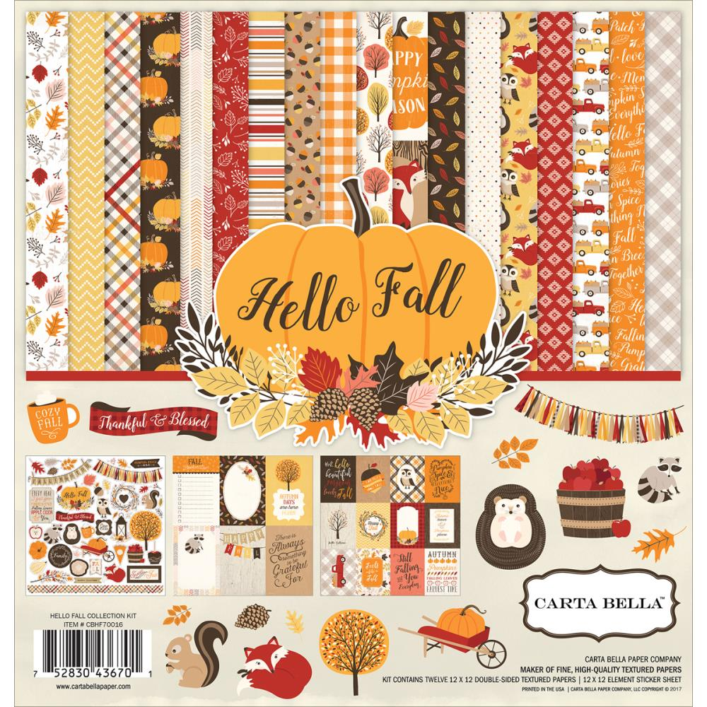 Hello Fall Collection