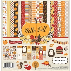 Carta Bella - Hello Fall Collection - Collection Kit
