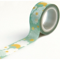 Carta Bella - It's a Boy Collection - Decorative Tape - Clouds & Stars