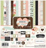 Carta Bella - Rustic Elegance collection