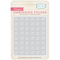 Carta Bella embossing folder