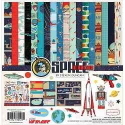 Carta Bella - Space Academy Collection - Collection Kit
