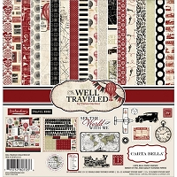 Carta Bella - Well Traveled Collection