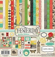 Carta Bella - Yesterday Collection