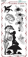 Chocolate Baroque - Unmounted Stamp Sheet (3.75