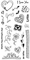 Cloud 9 Clear Stamps 4