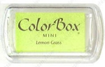 Colorbox Mini Pad - Lemon Grass