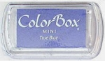 Colorbox Mini Pad - True Blue