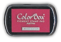 Colorbox Limited Edition Pigment Ink Pad - Berry