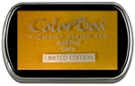 Colorbox Pigment Pad - Limited Edition Curry