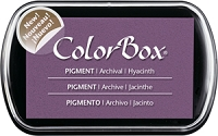 Colorbox Pigment Ink Pad - Hyacinth