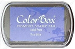 Colorbox Pigment Pad - True Blue