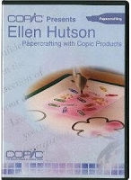 Copic Instruction DVD - For Papercrafting (by Ellen Hudson)