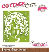 Cottage Cutz - Halloween themed dies