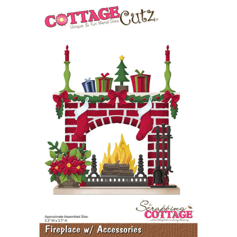 Cottage Cutz - August 2016 Christmas die release