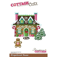 Cottage Cutz - Die - Gingerbread House