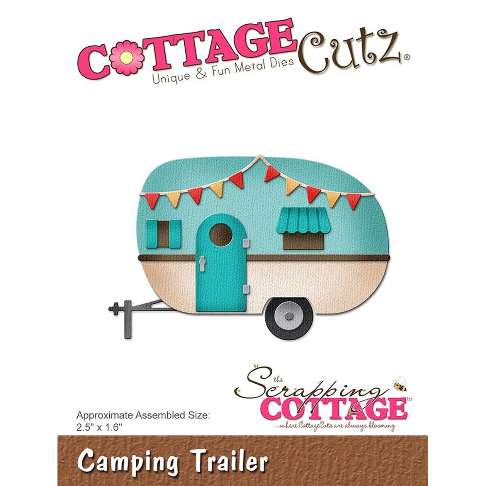 Cottage Cutz - Camping die release
