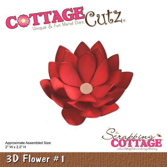 Cottage Cutz - Flower Making Dies