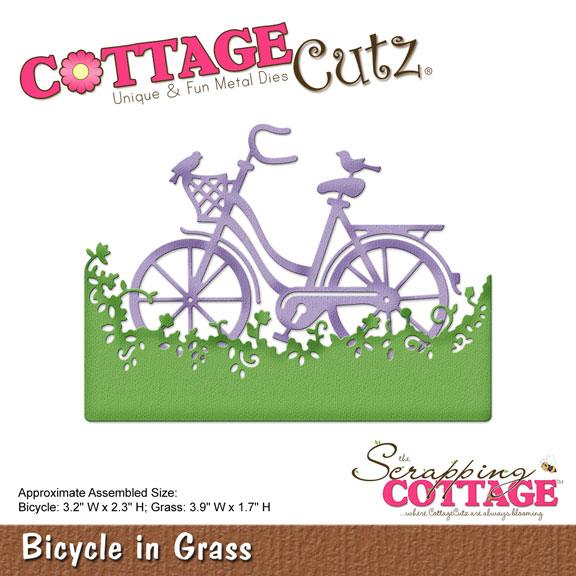 Cottage Cutz - May 2016 die release