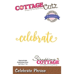 Cottage Cutz - Die - Celebrate