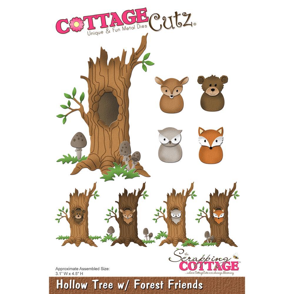 Afbeeldingsresultaat voor cottage cutz tree trunk