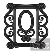 Couture Creations - Nesting Die - Picture Frame