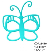 Couture Creations - Die - Art Deco Butterfly