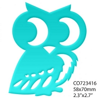 Couture Creations - Die - Hoot Hoot