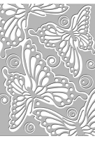 Art Nouveau Embossing Folders
