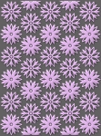 Craft Concepts -Embossing Folder-Spring Flowers