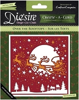 Die'Sires - Christmas Create-A-Card dies