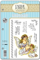 Faerie Poppets by Christine Haworth - EZMount Cling Stamp Set - Sweetest Moments