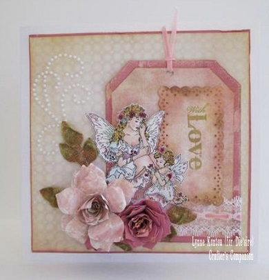 Faery Poppets - New Stamp Sets