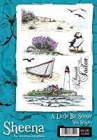 Sheena Douglas - A Little Bit Scenic new stamps