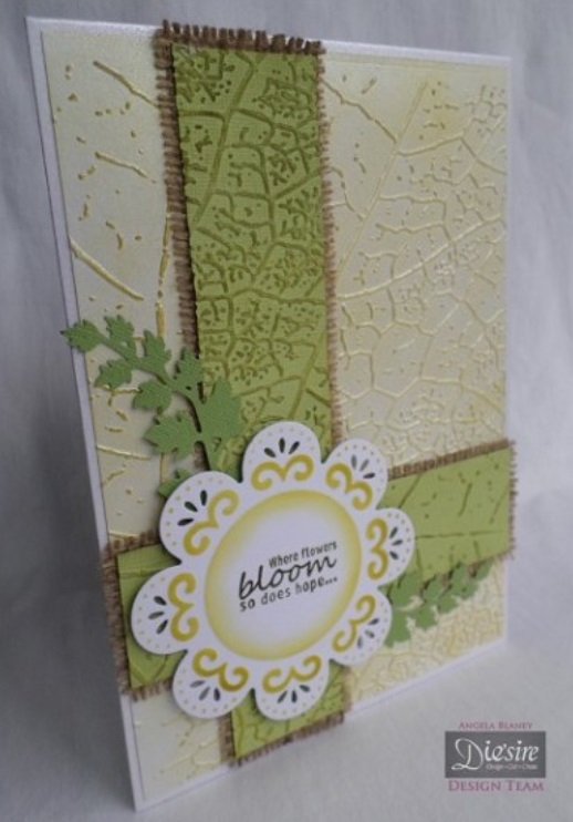 Crafter's Companion - Texture Artist Collection - Stamps and 8x8 embossing folders