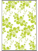 Crafts Too-Dutch Embossing Folder-Blossom (A2 size)