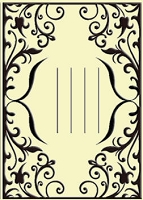 Crafts Too-Embossing Folder-Invitation  (A2 size)