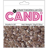 Candi Embellishments - Safari Cheetah