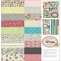 Crate Paper  - On Trend Collection - Collection Pack