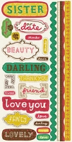 Crate Paper-Cottage Collection-Title Stickers