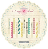 Crate Paper - Maggie Holmes Collection - Clothespins