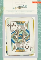 Crate Paper - The Open Road Collection - Ephemera Playing Cards