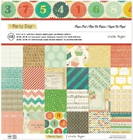 Crate paper - Party Day Collection - 6
