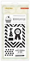 Crate paper - Party Day Collection - Clear Stamp Set