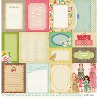 Crate Paper - Pretty Party - Accent Cuts 12
